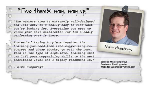 Mike Humphreys